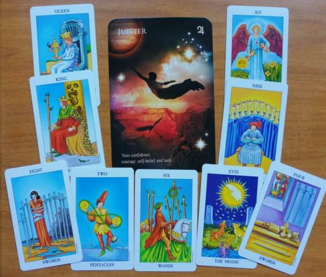 Jupiter - Planetary Tarot Correspondences