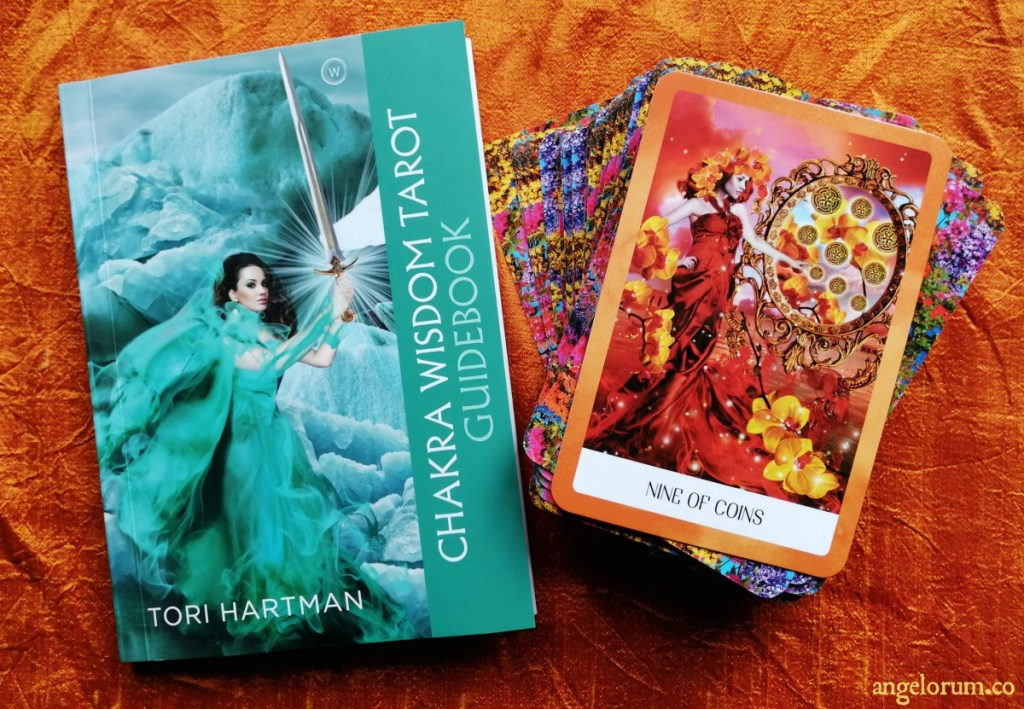 Chakra Wisdom Tarot Deck Review and Interview