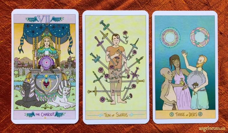 11 June Tarot Guidance Luna Sol Tarot