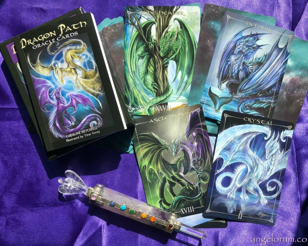Dragon Path Oracle Cards Review and Deck Interview