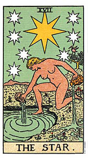 22 Daily Intentions Tarot The Star