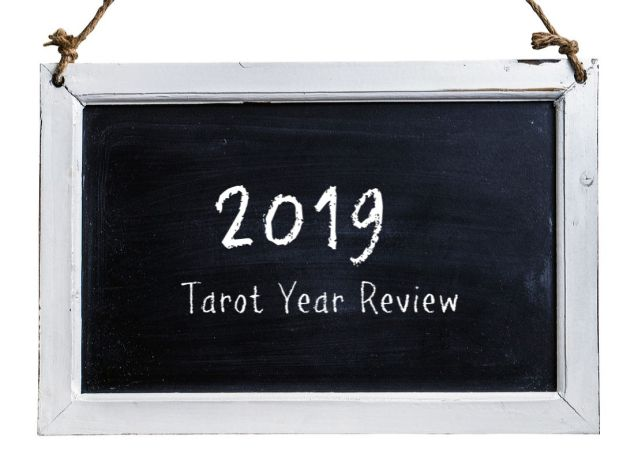 The 2019 Tarot Year Review PDF - FREE Download