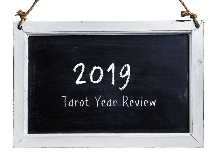 2019 tarot year review free pdf download