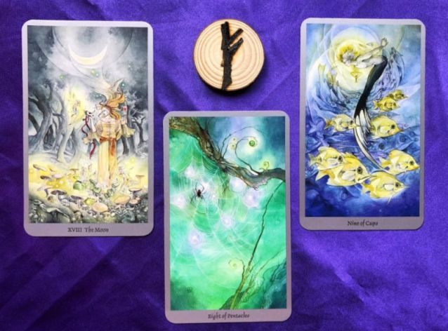 New Moon in Pisces Pick-a-Pile Readings Pile 1