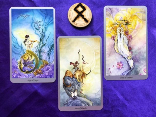 New Moon in Pisces Pick-a-Pile Readings Pile 2