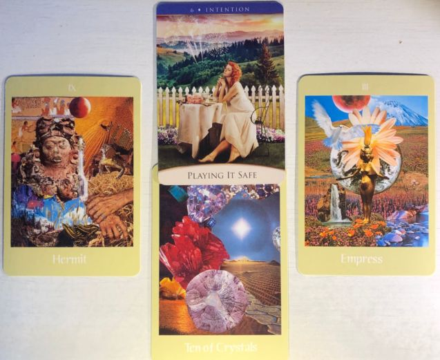 pile 1 voyager tarot and quantum oracle week ahead reading