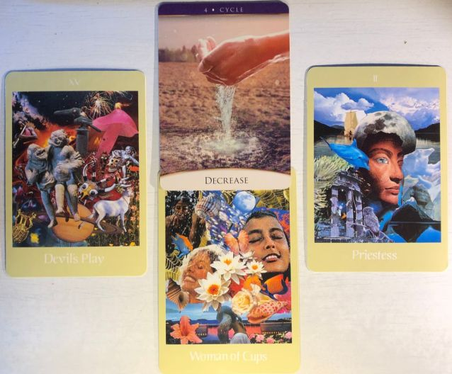 pile 2 voyager tarot and quantum oracle week ahead reading