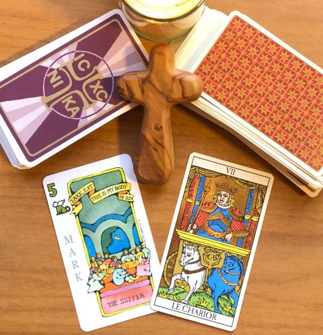 Contemplative Tarot Rituals