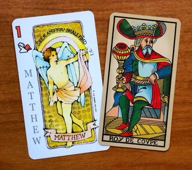 gospel and tarot meditation for the week ahead 8 nov 2020