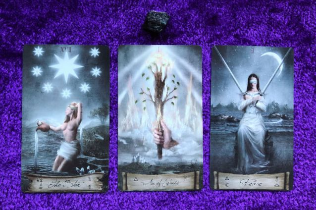 Angelic Tarot Week Ahead Guidance Pick-a-Pile Reading