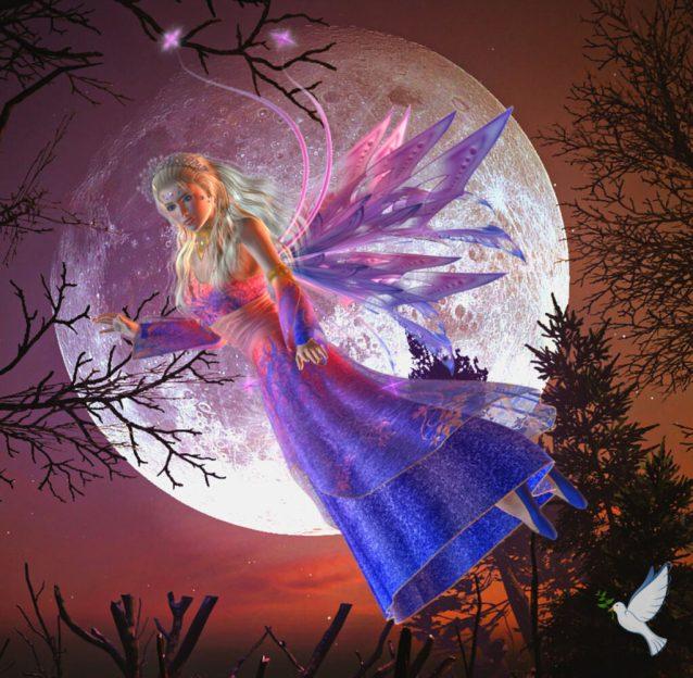 fairy godmother nix the ex tarot spread