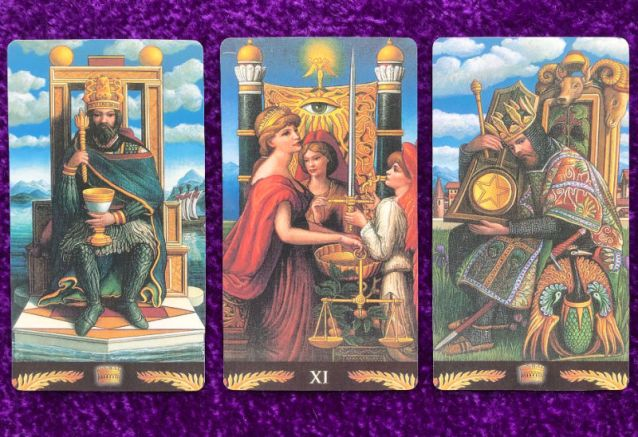 good friday pick a pile tarot readings for the week ahead pile 1