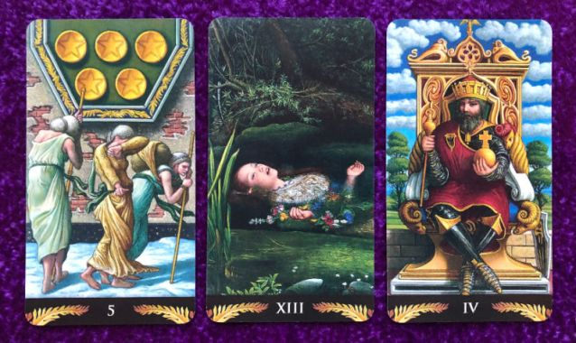 Fire From Heaven - Pick a Card Tarot Readings for the Week Ahead Pile 2