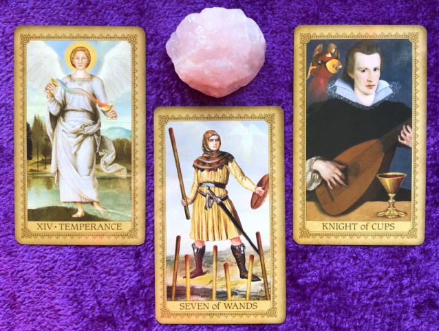Pick a Pile Tarot Readings for the Week of the Scorpio Full Moon