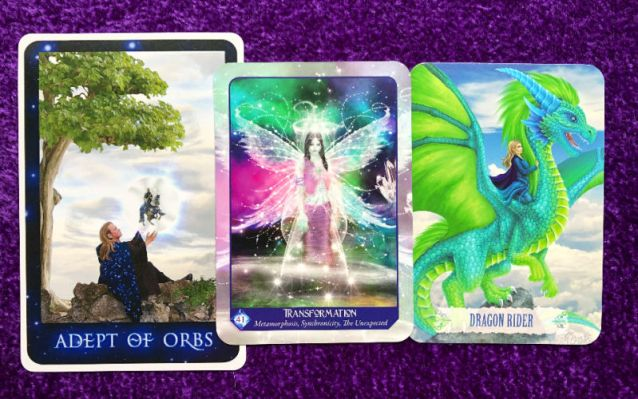 Week Ahead Pick-a-Pile Oracle and Tarot Card Readings - Pile 1