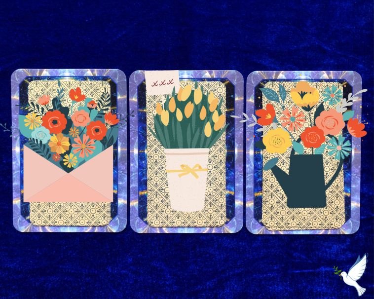 Pick a Bouquet Week Ahead Tarot and Oracle Card Forecast