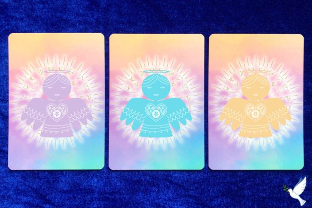 Pick a Card Archangel Fire Oracle Week Ahead Messages