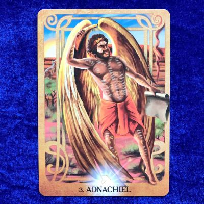 Individual Archangel Fire Oracle Messages for the Week Ahead - Card 1