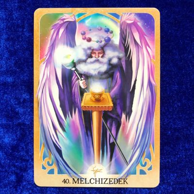 Individual Archangel Fire Oracle Messages for the Week Ahead - Card 3
