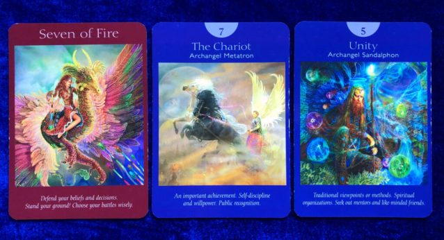 Angel Tarot Week Ahead Message for the Collective