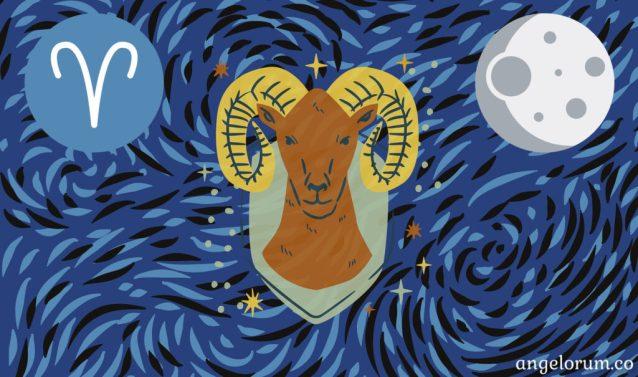 Aries Full Moon - Full Moon in Aries