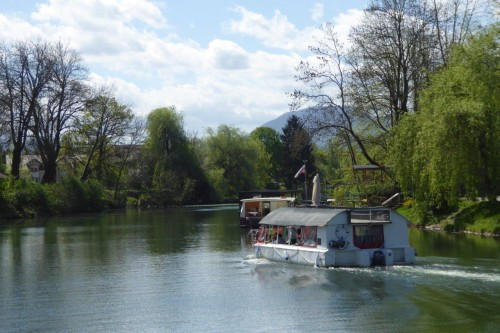 an der Ljubljanica
