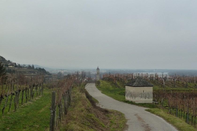 Welterbesteig von Dürnstein nach Krems