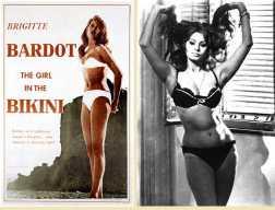 E dio creò il bikini - Brigitte Bardot e Sophia Loren