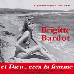 Brigitte Bardot in Dio creò la femmina, 1957