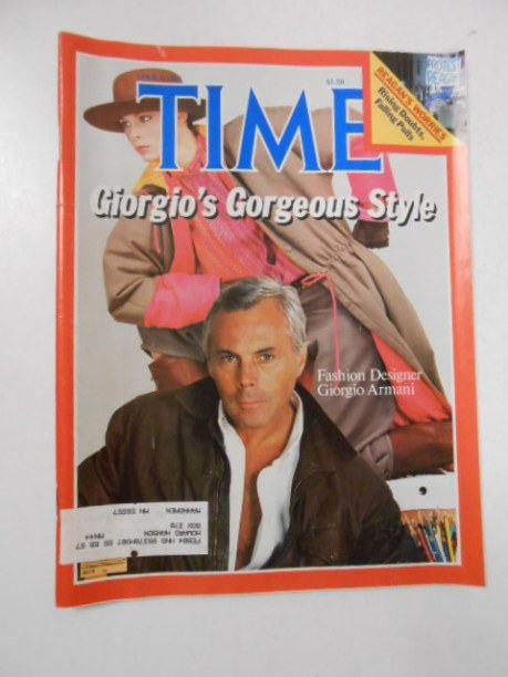 Time Cover, 1982