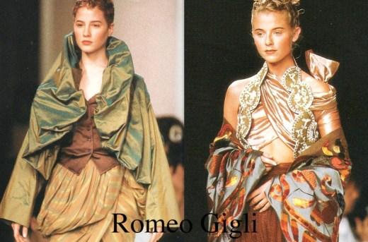 V&A Romeo Gigli Fashion Show 2