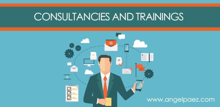 consultancies and trainings angel paez