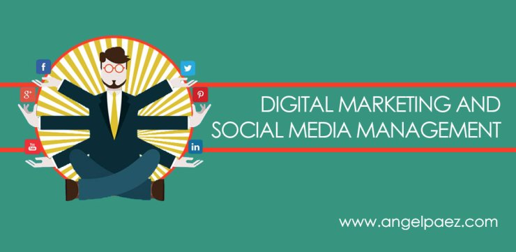 digital marketing and social media management course angel paez