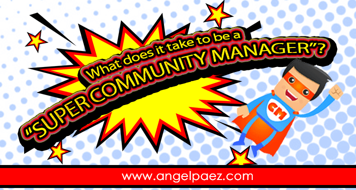 what does it take to be a sper community manager