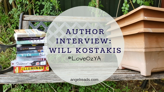 OZYA Author Interview- Will