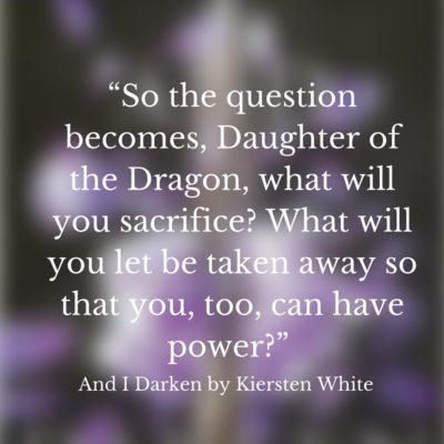 And I Darken Quote 2