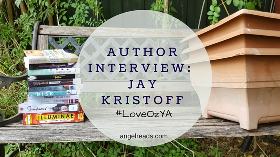 #LoveOzYA Interview: Jay Kristoff