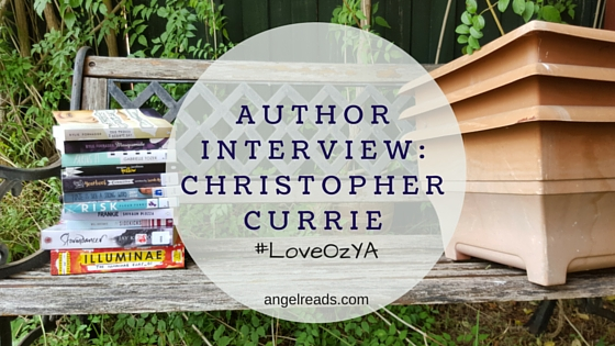 OZYA Author Interview- Christopher Currie