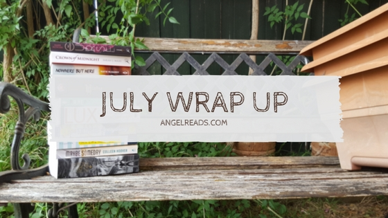 July Wrap Up (2016)