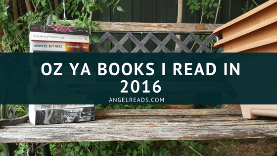 OZ YA Books I Read in 2016