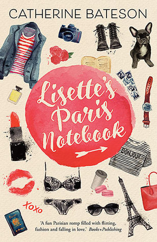 Book Review: Lisette's Paris Notebook by Catherine Bateson