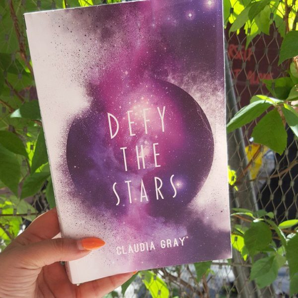Defy the Stars - Authors Dying to Meet