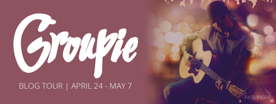 Blog Tour: Groupie by Susan Daugherty | Review