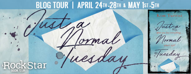 Blog Tour: Just a Normal Tuesday by Kim Turrisi + Giveaway