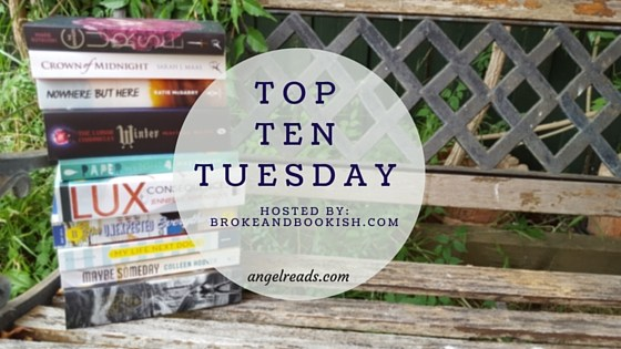 Top Books On My Fall TBR 2017