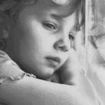 Depressed child