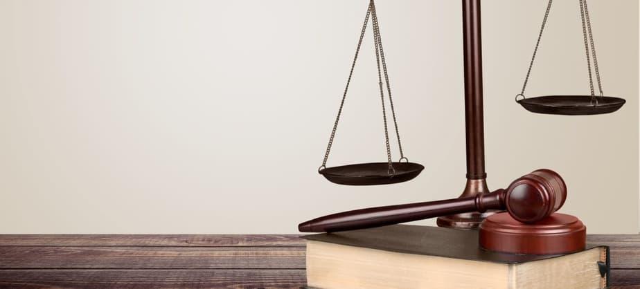 Símbolos de la justicia