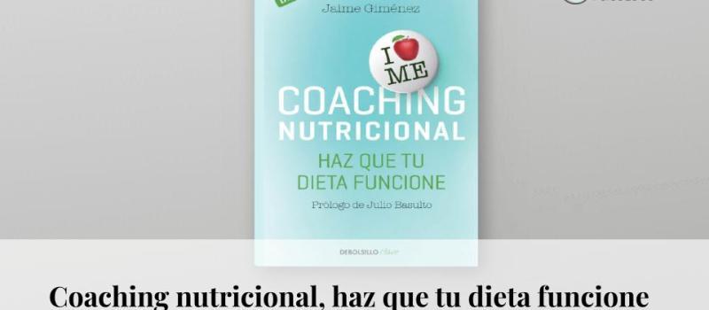 Libro: Coaching Nutricional – Yolanda Fleta y Jaime Giménez