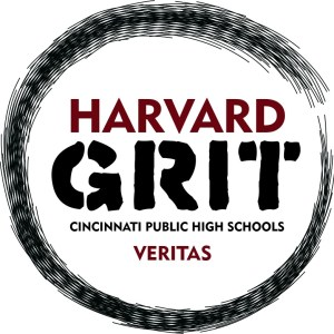 CPS High School principals created their own Harvard / CPS / Grit logo mashup to mark their training summer 2015.