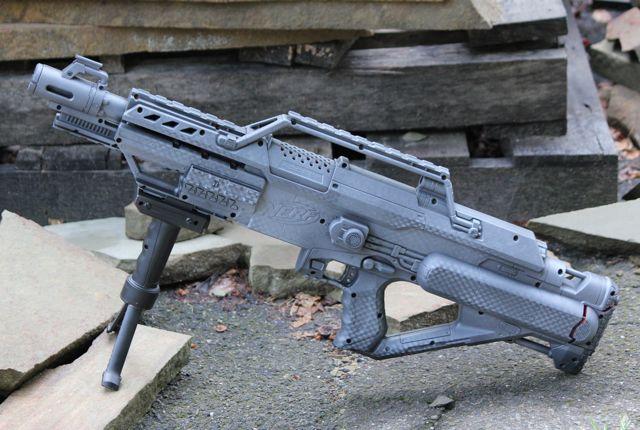Modified Nerf Guns 171 Angelsdagger Angelsdagger